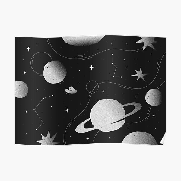 You are my universe Poster