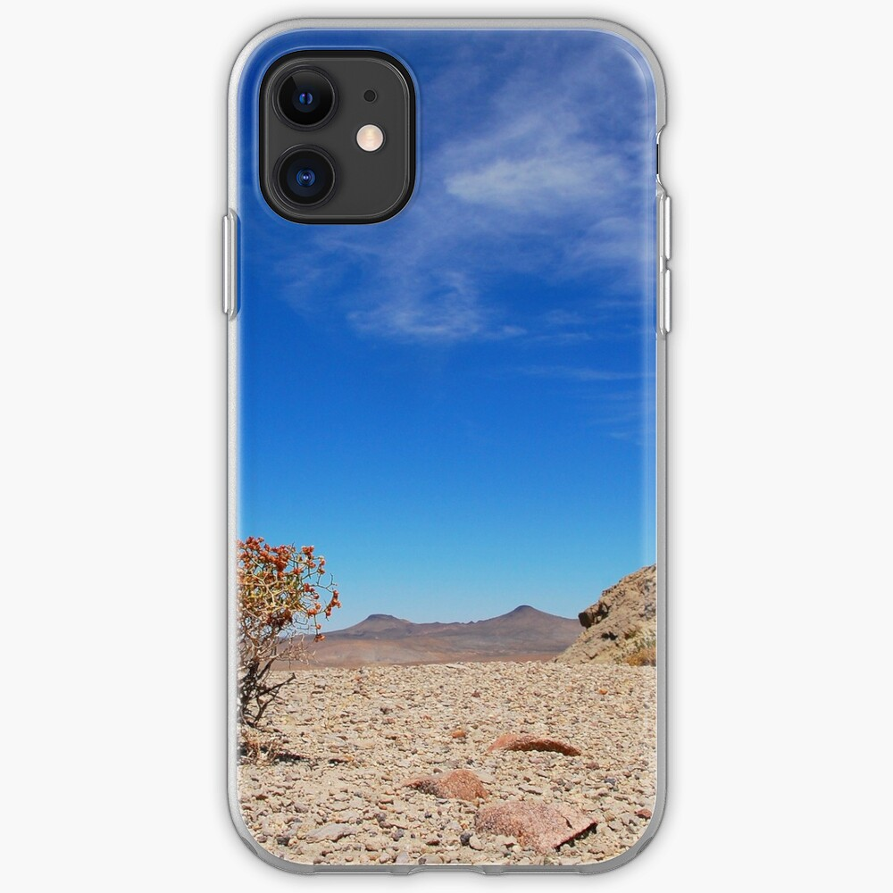 Nevada Desert iPhone Case & Cover
