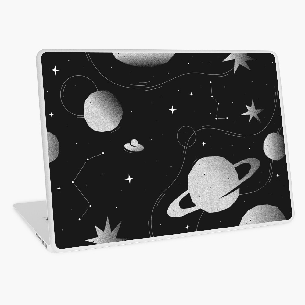 You are my universe Laptop Skin