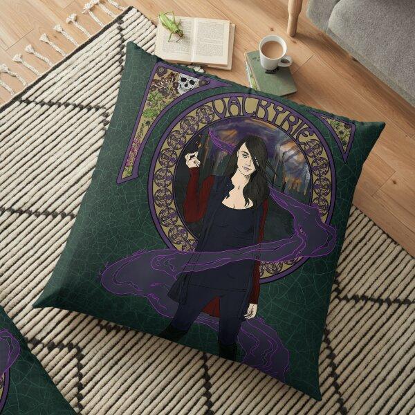 Valkyrie Floor Pillow