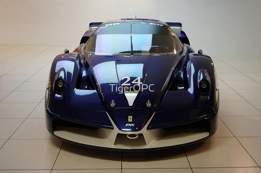 Ferrari FXX - no° 24 by TigerOPC