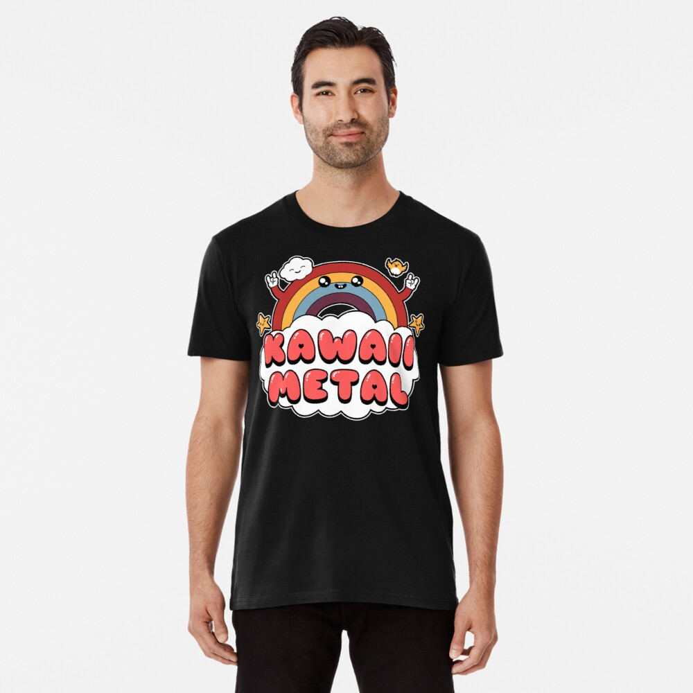 Kawaii Metal Premium T-Shirt