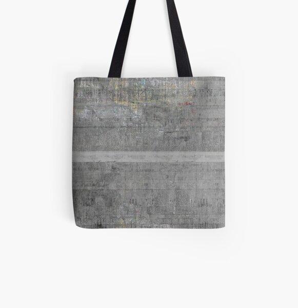 Concrete  All Over Print Tote Bag