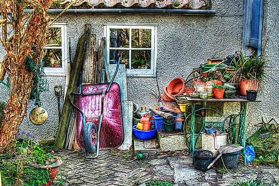 Janice's Garden by Don Alexander Lumsden (Echo7)