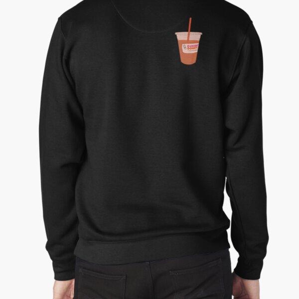 Dunkin' Donuts Iced Coffee Pullover Sweatshirt
