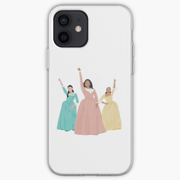 Schuyler Sisters! iPhone Soft Case