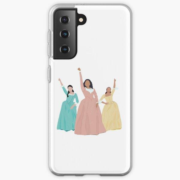 Schuyler Sisters! Samsung Galaxy Soft Case