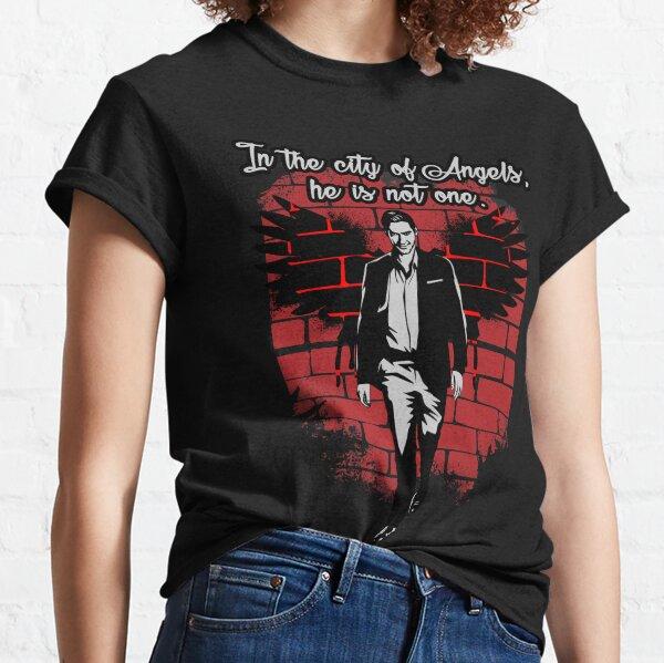 En la ciudad de los Ángeles ... Camiseta clásica