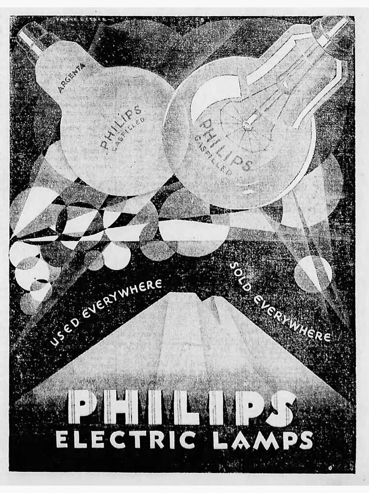 Philips advertisement 1928 by liesjes