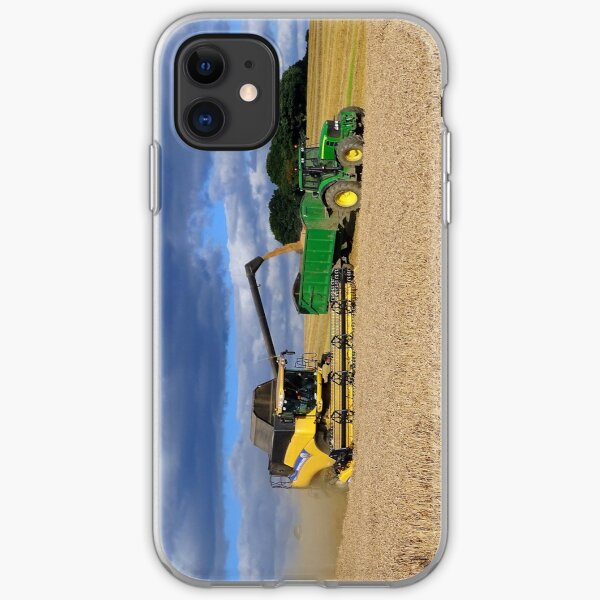 Harvest Time iPhone Soft Case