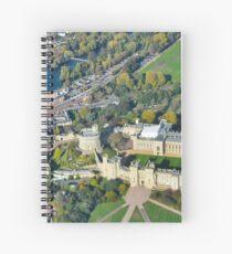 Royal Castle Spiral Notebook