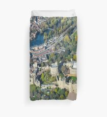 Royal Castle Duvet Cover
