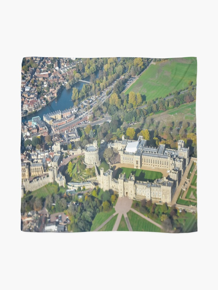 Alternate view of Royal Castle Scarf