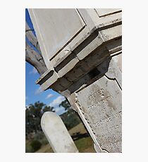 Pioneer Grave Site One Photographic Print