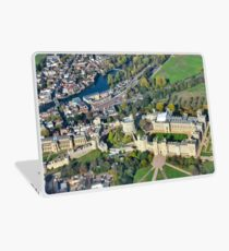 Royal Castle Laptop Skin