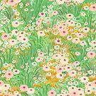 Coneflower Grassland by MalapitDesign