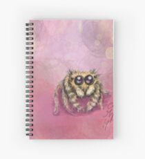 The Cure for Arachnophobia  Spiral Notebook