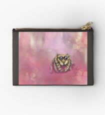 The Cure for Arachnophobia  Zipper Pouch