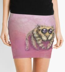 The Cure for Arachnophobia  Mini Skirt