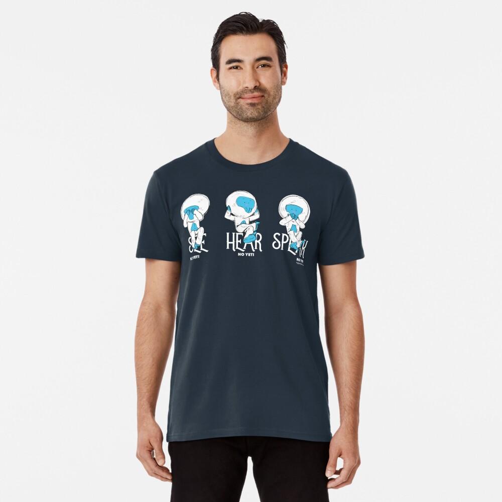 No Yeti Premium T-Shirt