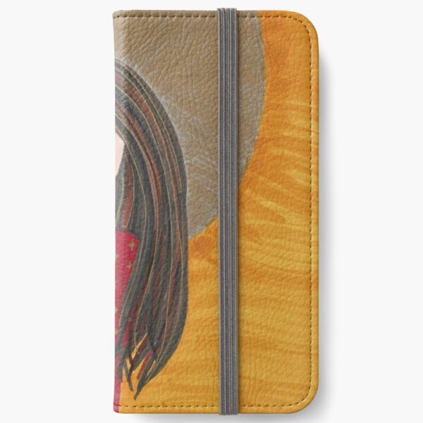 Mary Magdalene - Beloved of Christ iPhone Wallet