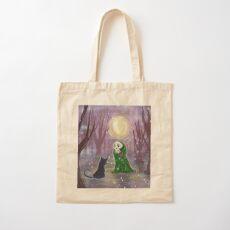 Encounter Cotton Tote Bag