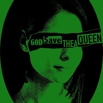 God Save Thea Queen by TroytleArt