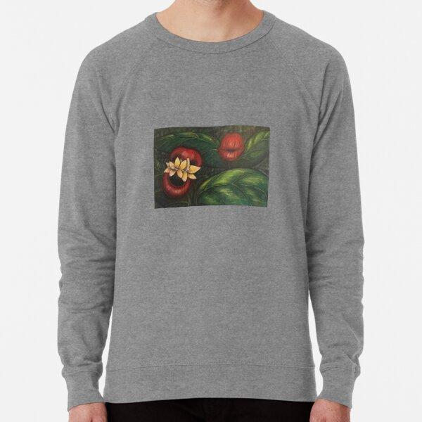 Floral Hellscape V Lightweight Sweatshirt