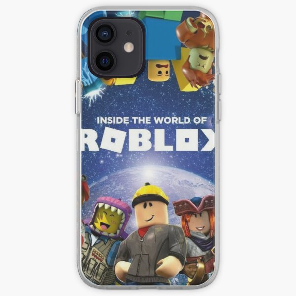 Inside the world of Roblox - Games iPhone Soft Case