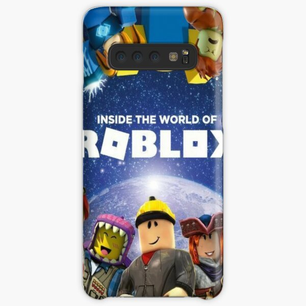 Inside the world of Roblox - Games Samsung Galaxy Snap Case