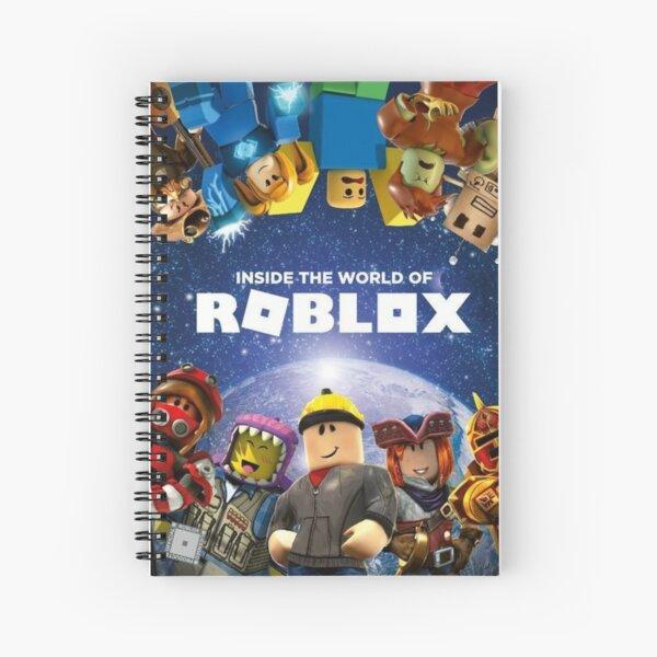 Cambio Por Una De Roblox El Audio Malo - Cuadernos De Espiral Roblox Redbubble