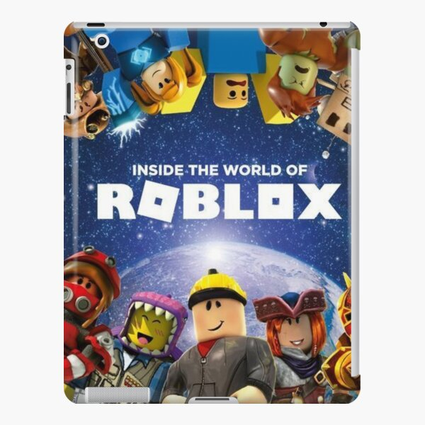 Inside the world of Roblox - Games iPad Snap Case