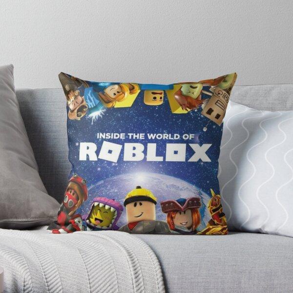 Dans le monde de Roblox - Jeux Coussin