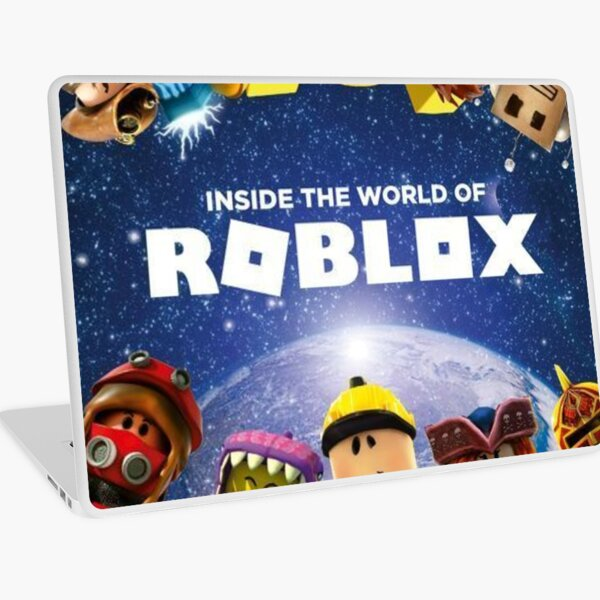 Inside the world of Roblox - Games Laptop Skin