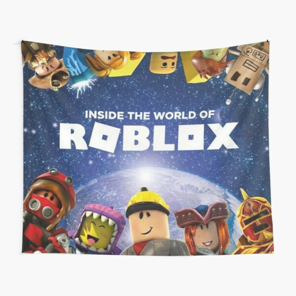 Make A Cake And Feed The Giant Noob Roblox Youtube - Roblox Tapestries Redbubble