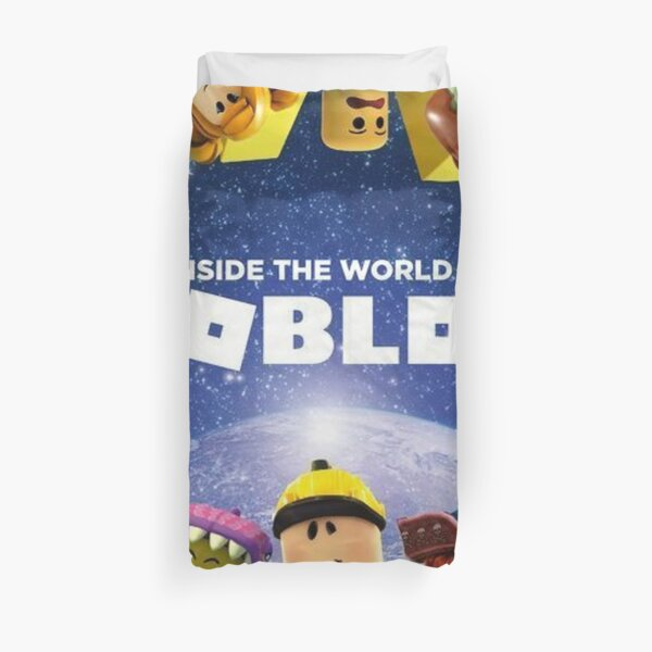 Roblox Duvet Covers Redbubble