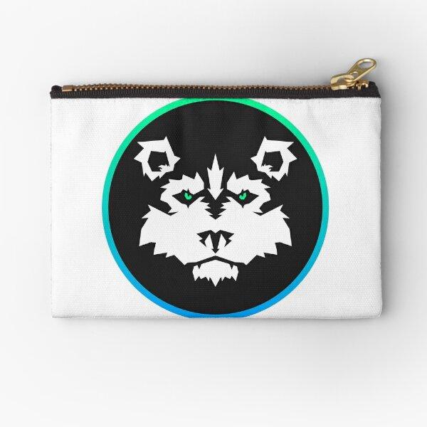 Kekis the Artic Bear Zipper Pouch