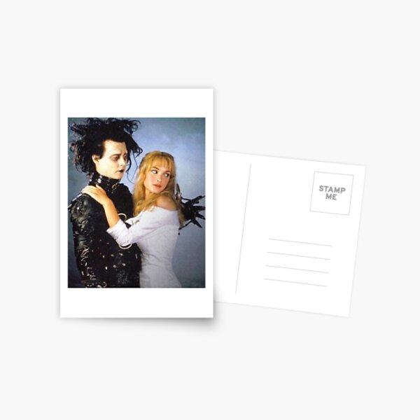 Edward and Kim Postcard