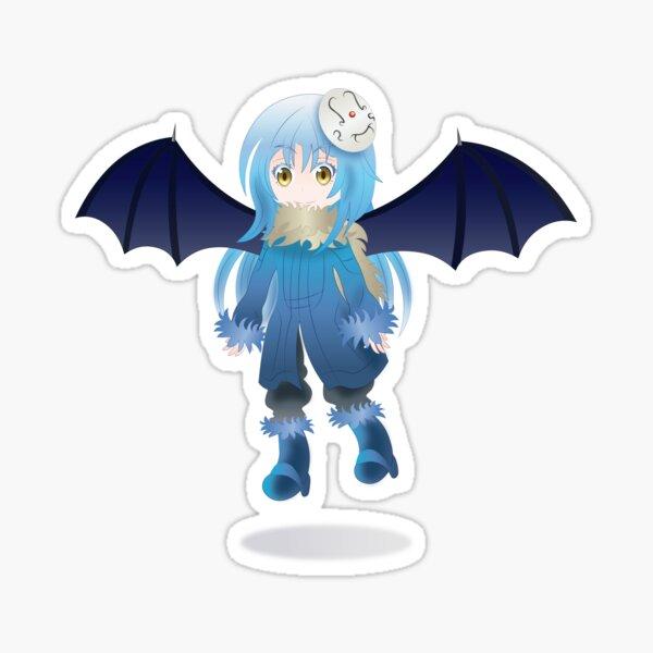 Flying Rimuru Sticker