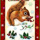 A SQUIRREL'S GIFT by Judy Mastrangelo
