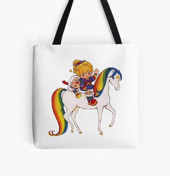 Rainbow bride& friends All Over Print Tote Bag