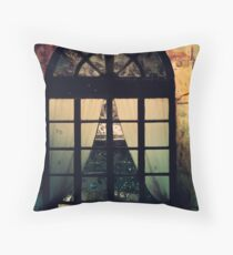 The Flood Throw Pillow