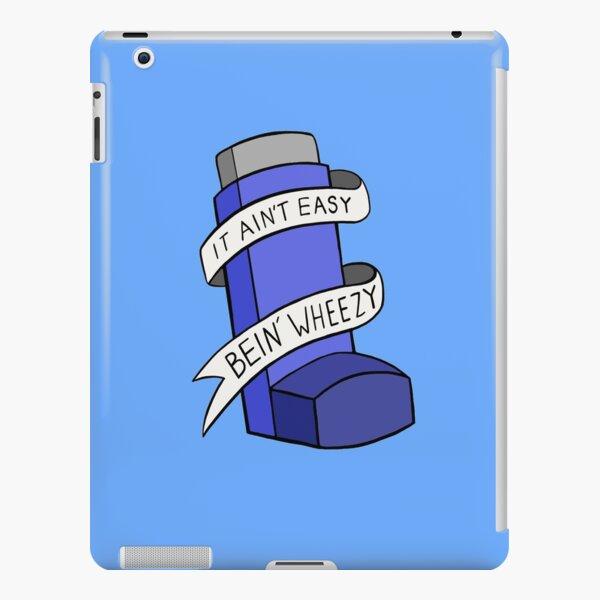 It ain't easy bein' wheezy iPad Snap Case