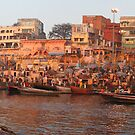 Ganges Magic by tracyleephoto