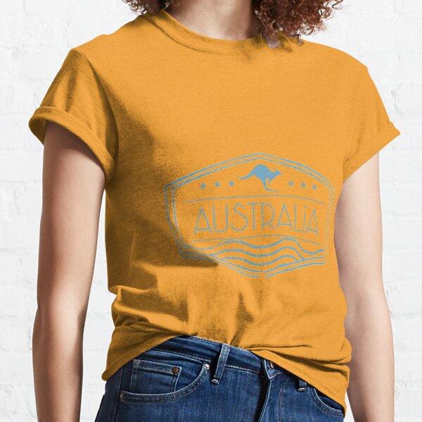 Australien Briefmarke Classic T-Shirt