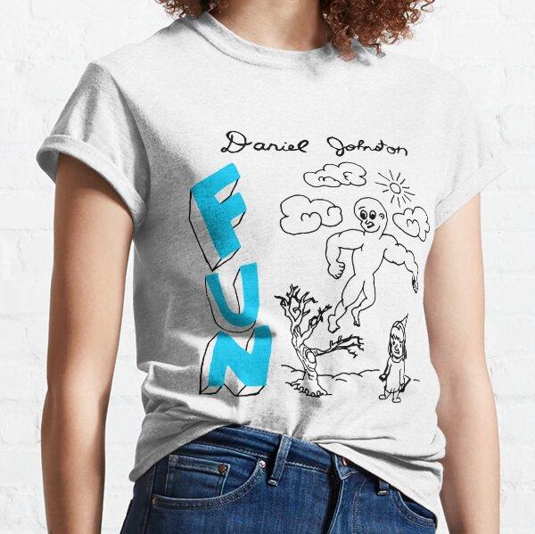 Daniel Johnston - DIVERSIÓN Camiseta clásica