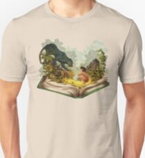The Book of Adventure and Love T-Shirt