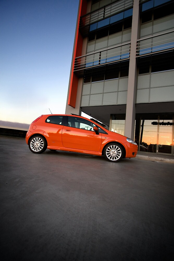 Fiat Punto by Daniel  Speranza