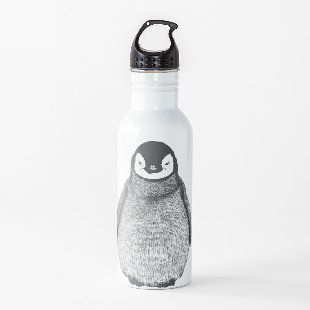 penguin - Animal Theme Design Suitable for Men and Women Water Bottle