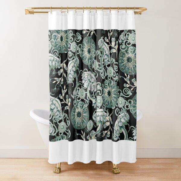O-Chintz Shower Curtain